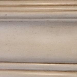 517 White Daliah w Glaze